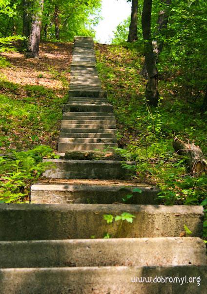 Дорога до каплиці