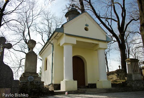 Цвинтарська каплиця