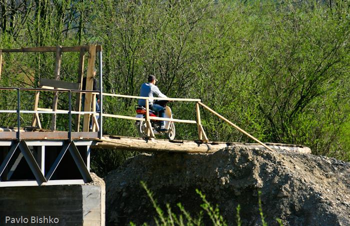 Міст на Гучок