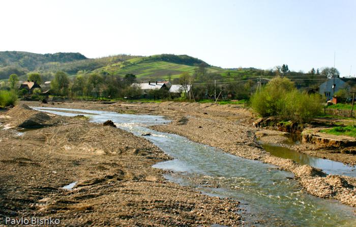 Річка Вирва