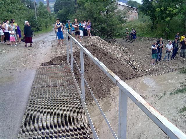 р. Вирва, міст на Гучок