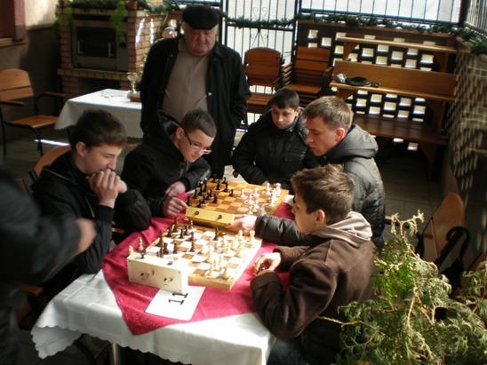 Юні шахісти